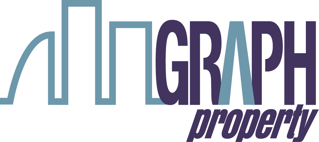 landscape graph property logo